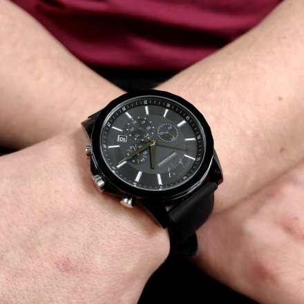 AX1326 Armani Exchange OUTERBANKS zegarek AX z paskiem