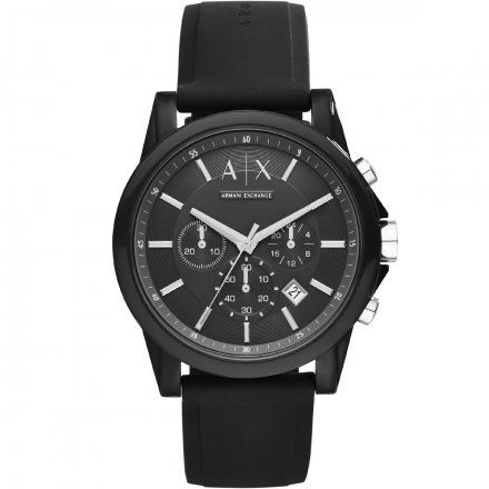 AX1326 Armani Exchange OUTERBANKS zegarek AX z paskiem