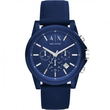 AX1327 Armani Exchange OUTERBANKS zegarek AX z paskiem