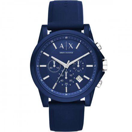 AX1327 Armani Exchange OUTERBANKS zegarek AX z paskiem