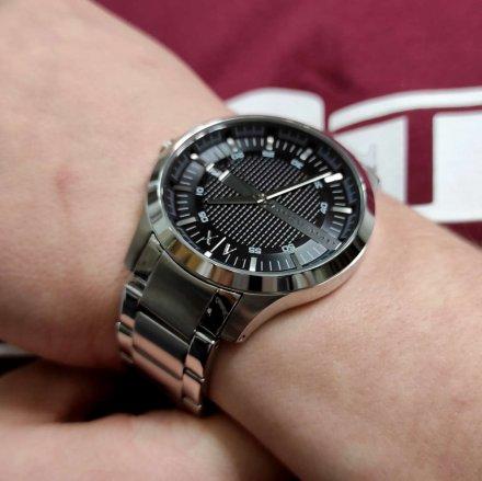 AX2103 Armani Exchange HAMPTON zegarek AX z bransoletą