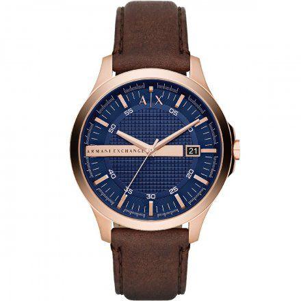 AX2172 Armani Exchange HAMPTON zegarek AX z paskiem