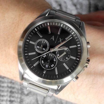 AX2600 Armani Exchange DREXLER zegarek AX z bransoletą