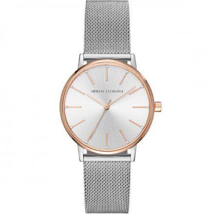 AX5537 Armani Exchange LOLA zegarek AX z bransoletą