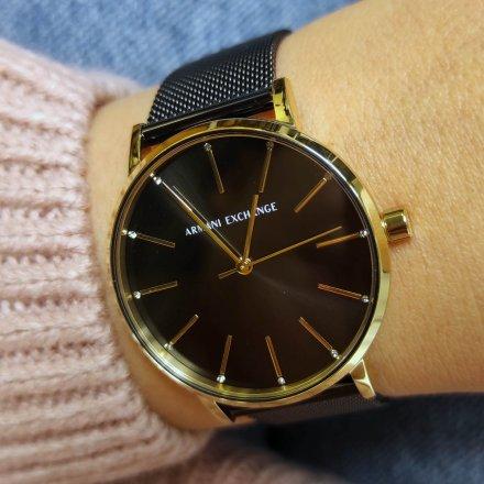 AX5548 Armani Exchange LOLA zegarek AX z bransoletą