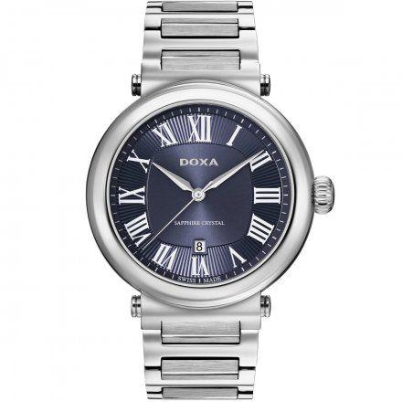 Zegarek Szwajcarski Doxa Calex D185SGY
