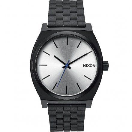 Zegarek Nixon Time Teller Black Silver - Nixon A0451180