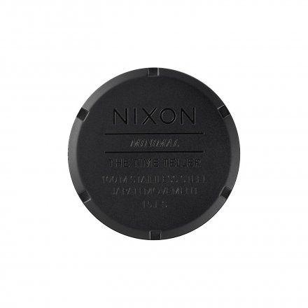 Zegarek Nixon Time Teller Black Silver - Nixon A0452051