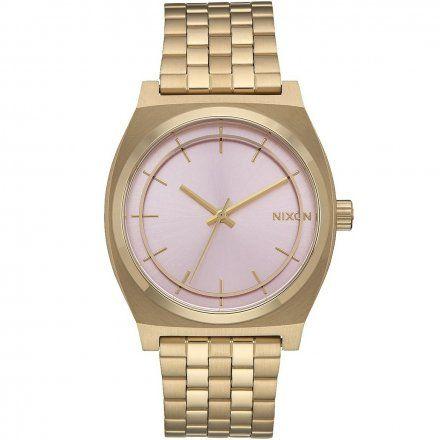 Zegarek Nixon Time Teller Gold Pink - Nixon A0452360