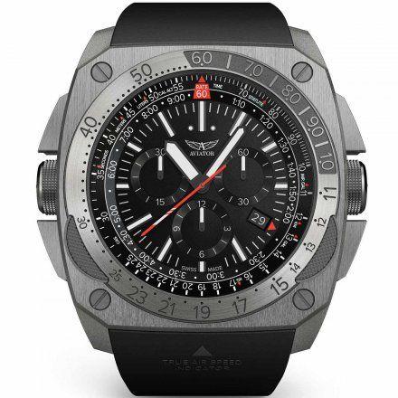 Zegarek Męski Aviator M.2.30.0.219.6 MIG-29 Smt