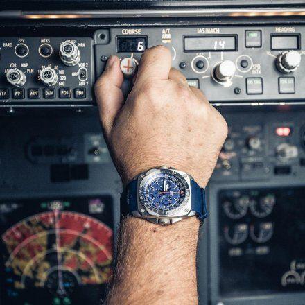 Zegarek Męski Aviator M.2.30.0.220.6 MIG-29 Smt