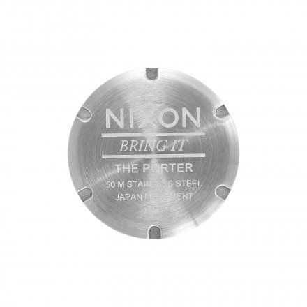 Zegarek Nixon Porter Navy - Nixon A10571307