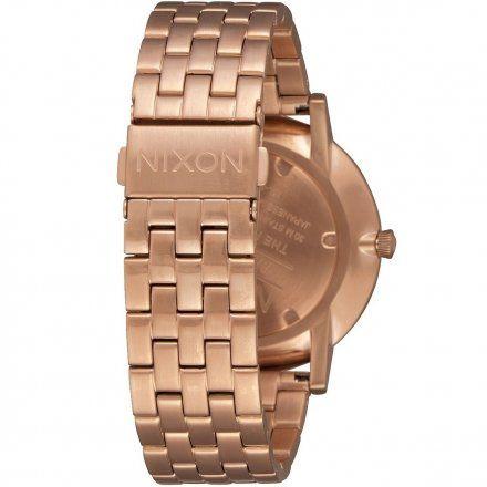 Zegarek Nixon Porter All Rose Gold - Nixon A10571897