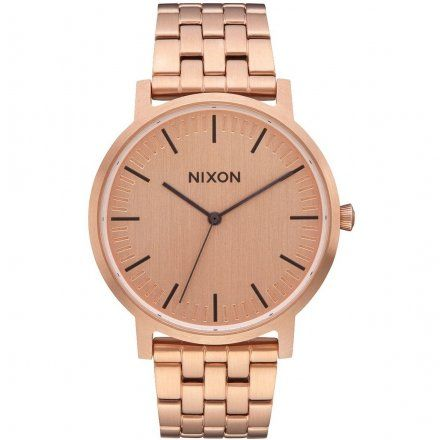 Zegarek Nixon Porter All Rose Gold - Nixon A10571897