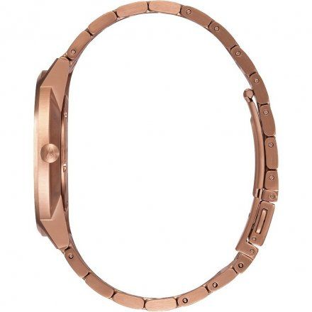 Zegarek Nixon Porter All Rose Gold / Black - Nixon A10571932