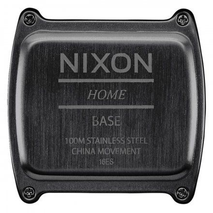 Zegarek Nixon Base All Black / Gold - Nixon A1107-1031
