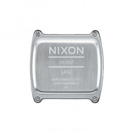 Zegarek Nixon Base Silver/Light Gold - Nixon A11071431