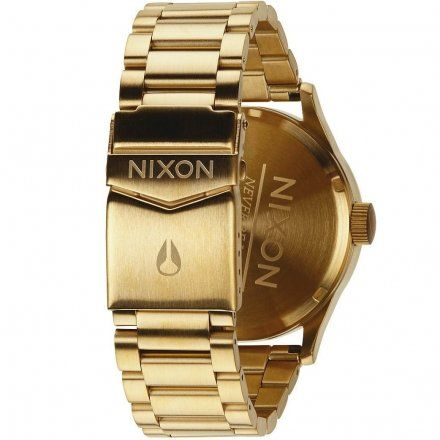 Zegarek Nixon Sentry Ss All Gold / Black - Nixon A3561510
