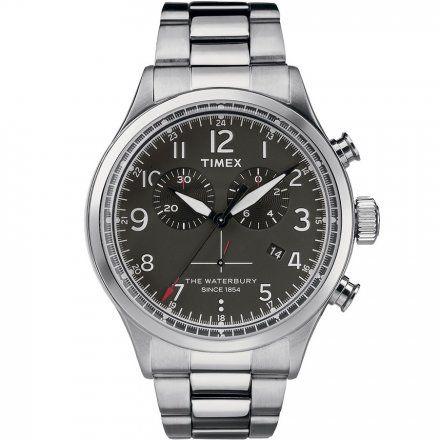 TW2R38400 Zegarek Męski Timex Waterbury Chronograph TW2R38400
