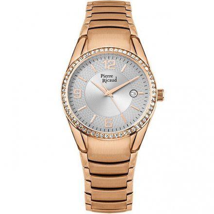 Pierre Ricaud P21032.9157QZ Zegarek - Niemiecka Jakość