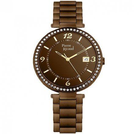 Pierre Ricaud P22003.015GQZ Zegarek - Niemiecka Jakość