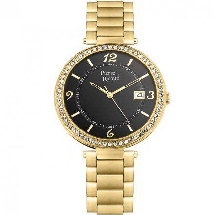 Pierre Ricaud P22003.1154QZ Zegarek - Niemiecka Jakość