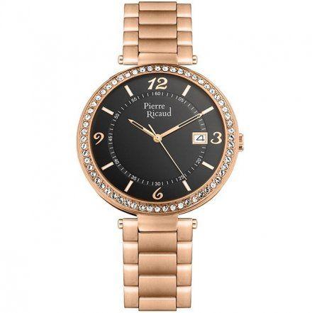 Pierre Ricaud P22003.91R4QZ Zegarek - Niemiecka Jakość