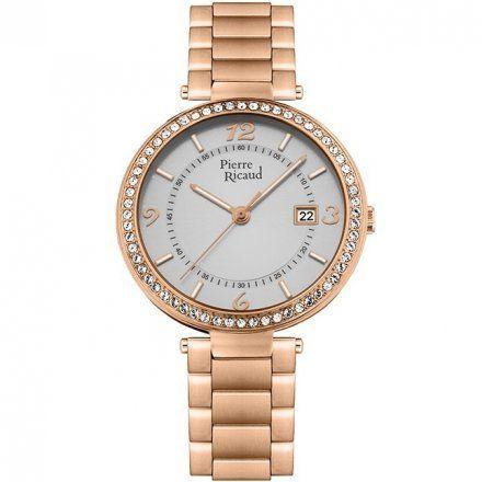 Pierre Ricaud P22003.91R7QZ Zegarek - Niemiecka Jakość