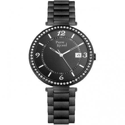 Pierre Ricaud P22003.B154QZ Zegarek - Niemiecka Jakość