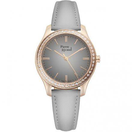 Pierre Ricaud P22053.9GR7Q Zegarek - Niemiecka Jakość