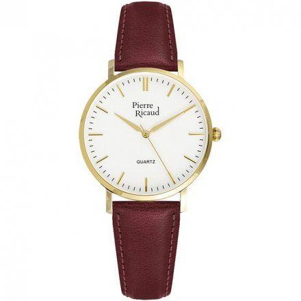 Pierre Ricaud P51074.1013Q Zegarek - Niemiecka Jakość
