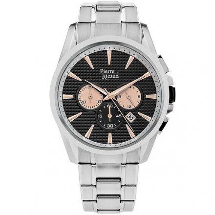 Pierre Ricaud P60017.51R4CH Zegarek - Niemiecka Jakość