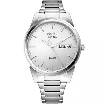 Pierre Ricaud P91067.5117Q Zegarek - Niemiecka Jakość