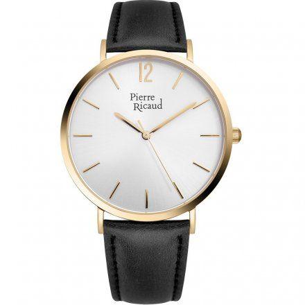Pierre Ricaud P91078.1253Q Zegarek - Niemiecka Jakość