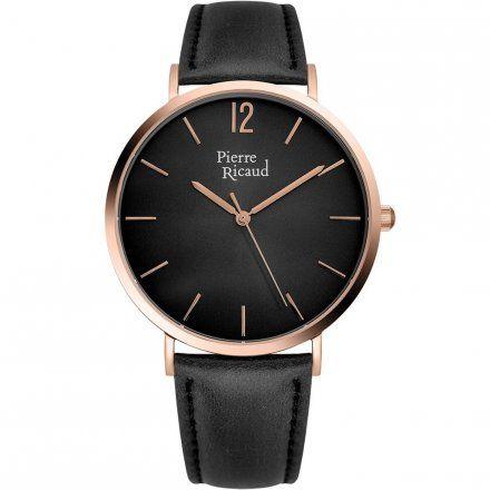Pierre Ricaud P91078.92R4Q Zegarek - Niemiecka Jakość