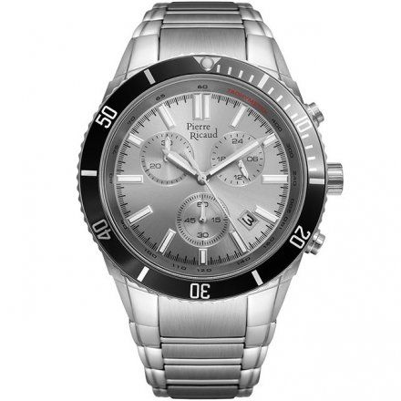 Pierre Ricaud P97029.5117CH Zegarek - Niemiecka Jakość