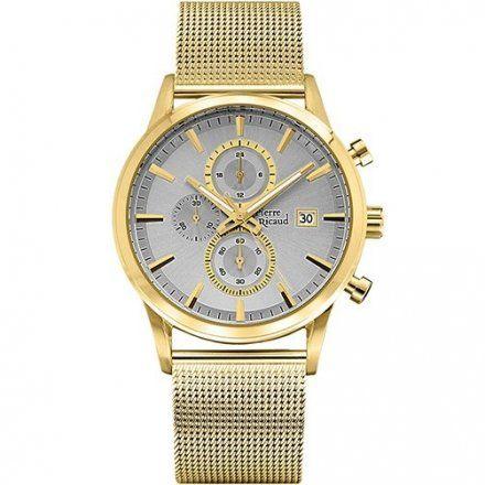 Pierre Ricaud P97201.1117CH Zegarek - Niemiecka Jakość