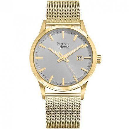 Pierre Ricaud P97201.1117Q Zegarek - Niemiecka Jakość