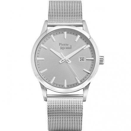 Pierre Ricaud P97201.5117Q Zegarek - Niemiecka Jakość