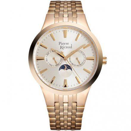 Pierre Ricaud P97225.1111QF Zegarek - Niemiecka Jakość