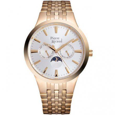 Pierre Ricaud P97225.1113QF Zegarek - Niemiecka Jakość