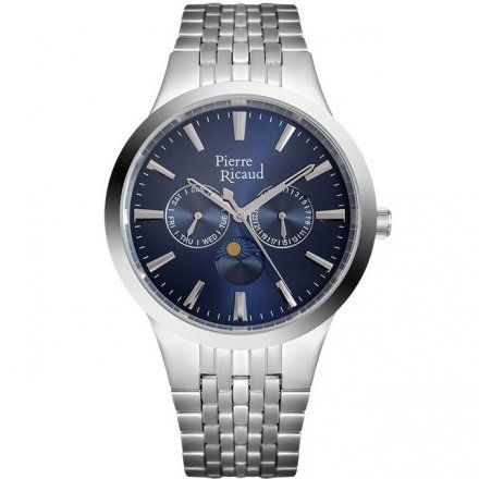 Pierre Ricaud P97225.5115QF Zegarek - Niemiecka Jakość
