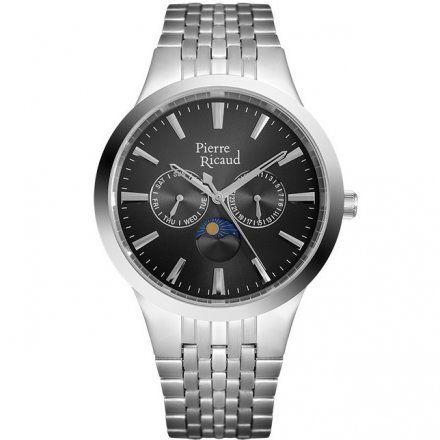Pierre Ricaud P97225.5117QF Zegarek - Niemiecka Jakość