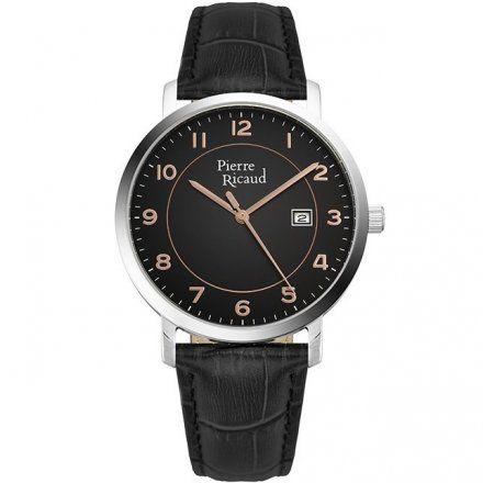 Pierre Ricaud P97229.52R4Q Zegarek - Niemiecka Jakość