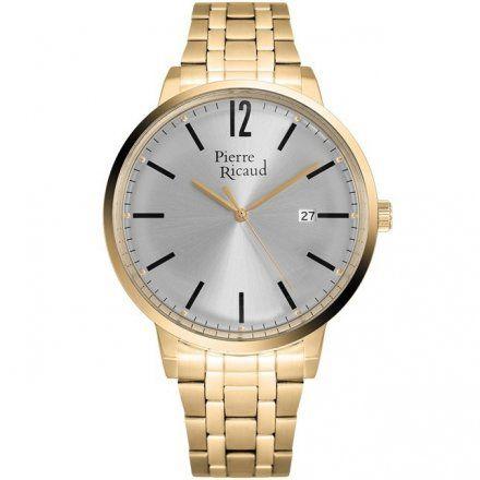 Pierre Ricaud P97246.1157Q Zegarek - Niemiecka Jakość