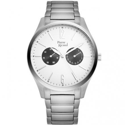 Pierre Ricaud P97252.4153QF2 Zegarek - Niemiecka Jakość
