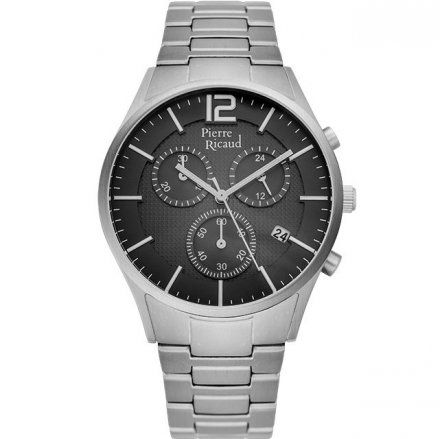 Pierre Ricaud P97252.4157QF Zegarek - Niemiecka Jakość