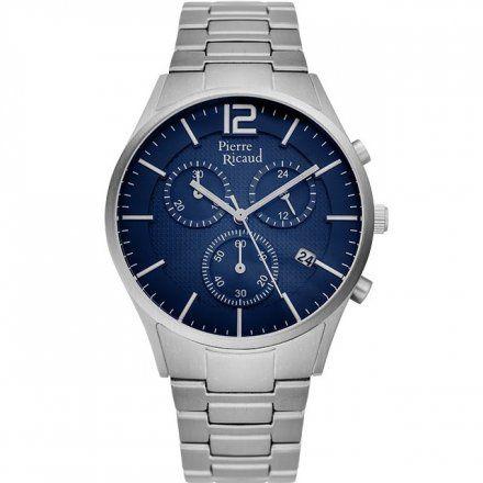 Pierre Ricaud P97252.4155QF Zegarek - Niemiecka Jakość