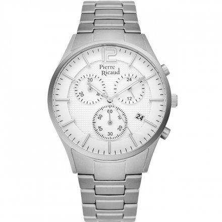 Pierre Ricaud P97252.4153QF Zegarek - Niemiecka Jakość