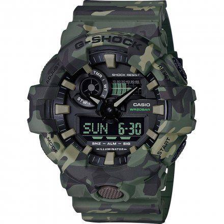 Zegarek Casio GA-700CM-3AER G-Shock GA 700CM 3AER
